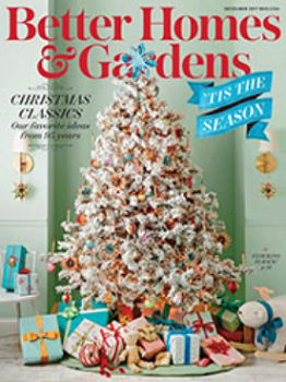 Get A FREE Subscription To Better Homes And Gardens Magazine!