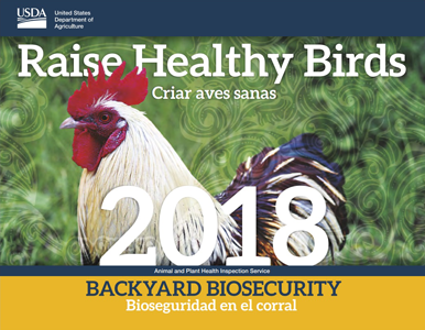to get a free 2018 raise healthy birds calendar send an email to send an email to aphis publication and distribution management team include the