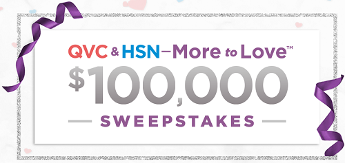 QVC & HSN More to Love $100,000 Sweepstakes - Hunt4Freebies