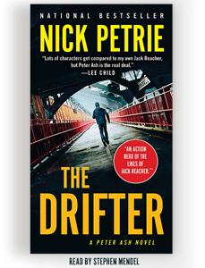 FREE The Drifter by Nick Petrie Audio Book Download - Hunt4Freebies