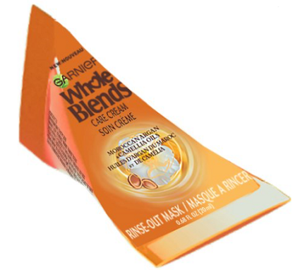 picture regarding Garnier Whole Blends Printable Coupon referred to as No cost Garnier Total Blends Hair Mask at Walmart - Hunt4Freebies