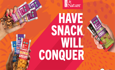 FREE Made in Nature Organic Non-GMO Snacks - Hunt4Freebies