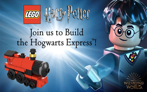 Free Lego Harry Potter Hogwarts Express Mini Model At Barnes Noble