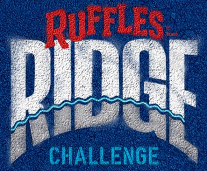 Ruffles ridge challenge