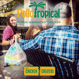 graphic relating to Pollo Tropical Printable Coupons known as Absolutely free 1/4 Chook with Rice and Beans at Pollo Tropical upon