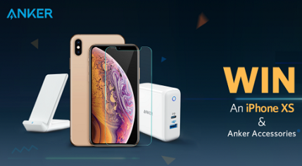 anker free giveaway anker iphone xs sweepstakes hunt4freebies 7120