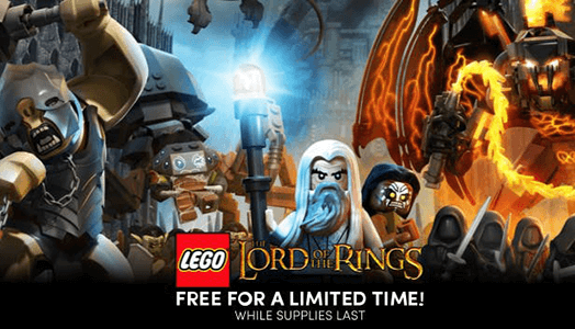 lego lord of the rings game free download