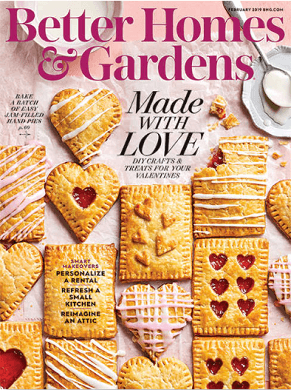Free 2 Year Subscription To Better Homes And Gardens Magazine