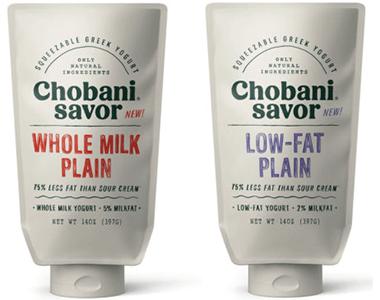 FREE Chobani Savor Yogurt at Walmart after Ibotta Rebate