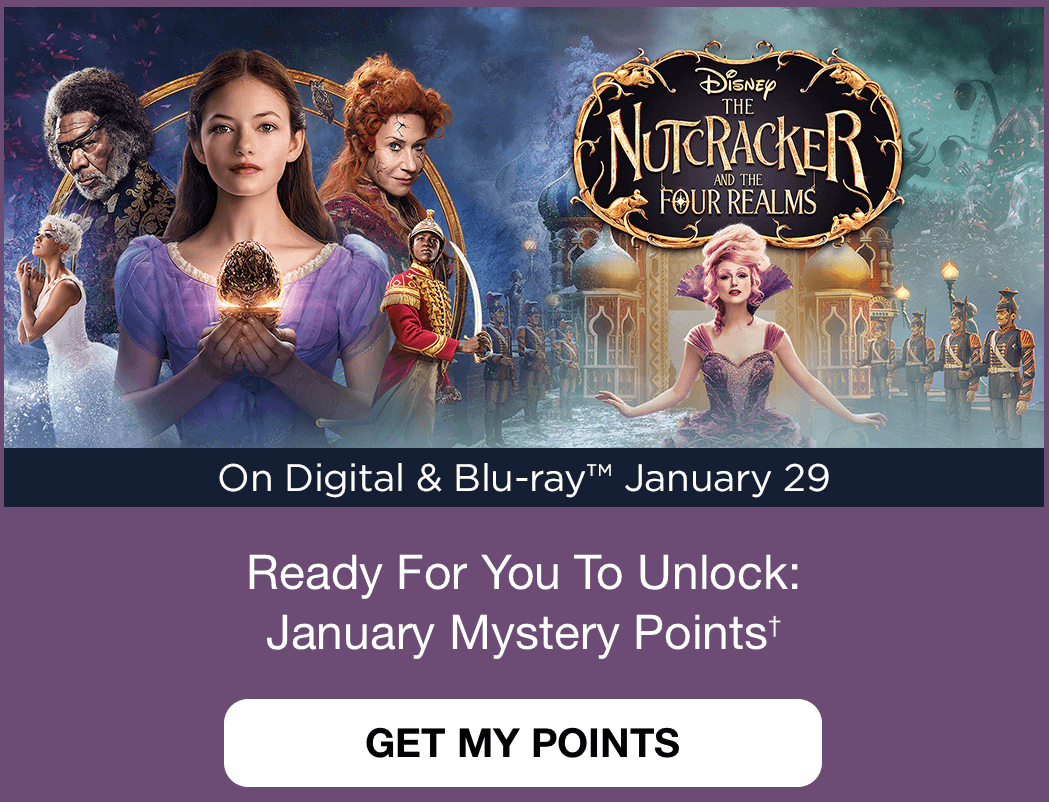 FREE Disney Reward Points