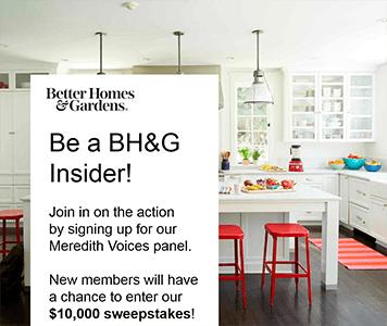 Better Homes & Gardens Inside Panel - Hunt4Freebies