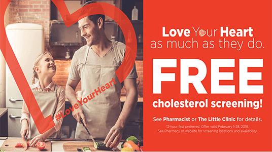FREE Cholesterol Screenings at Kroger Stores - Hunt4Freebies