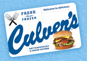 photo about Culver's Printable Coupons named CULVERS Marine MATCHUP Prompt Acquire Activity and Sweepstakes