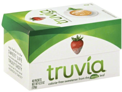 picture about Truvia Coupons Printable named Absolutely free Truvia Sweetener 40-Rely Packets at Kroger Retailers