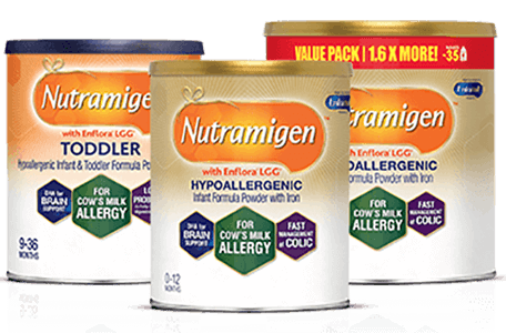 photograph regarding Enfamil Printable Coupons $10 identified as No cost Enfamil Nutramigen Little one Formulation Samples - Hunt4Freebies
