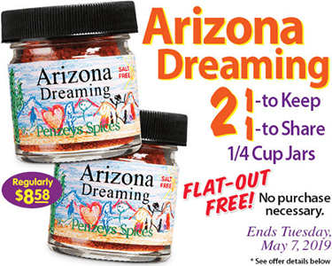 penzeys spices arizona dreaming