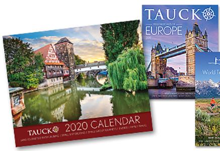 Tauck 2021 Calendar Photos
