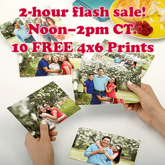 2-Hour Photo Flash Sale at Walgreens